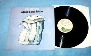 CAT STEVENS - MONA BONE JAKON -1970 ISLAND ITALIA LP EX/NM