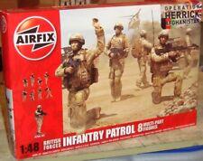 Airfix-delle forze britanniche PATTUGLIA DI FANTERIA - 8 Fichi multi-parte -1:48 - Operazione Herrick