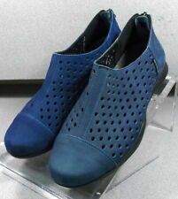 CLEMENCE BLUE LMDF20 Women's Shoes Size 6 (EUR 3.5) Leather Shoes Mephisto