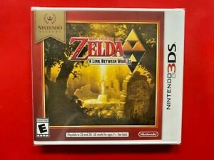 Zelda A Link Between Worlds  Selects (3DS 2016) - NEW - Free CDN Shipping