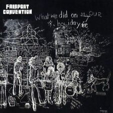 Fairport Convention - What We DID On Our Holidays Nuevo CD