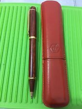 Bolígrafo Waterman Le Man 100 Red Wood Olivo