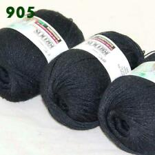 Sale 3Skeins x50g Soft Acrylic Cashmere Wool Stoles Hand Knit Crochet Yarn 05