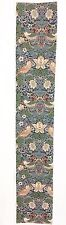 Tapestry Table Runner Strawberry Thief Bird Design Signare