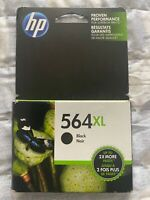 NEW & SEALED HP 564XL Black High Yield Printer Ink Cartridge - Expired 04 / 2016