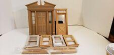 VINTAGE HOUSEWORKS DOLLHOUSE EXTERIOR WINDOWS & DOORS IN ORIGINAL BOXES