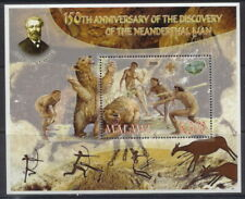 2006 150th anniversary discovery neanderthal man #3 prehistoric jules verne