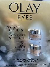 New listing Olay Eyes, Instant Results, Ultimate Eye Cream .4 Fl Oz, 2 Ct