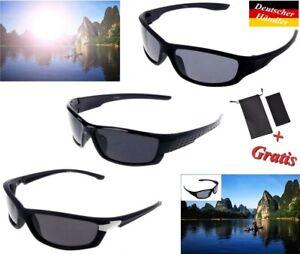 Angelbrille Sonnenbrille Polbrille Polarisationsbrille Autobrille Fahrrad Brille