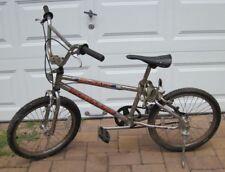 Vintage Mongoose Menace 1020 BMX Bicycle Bike 1990's Loop Tail F/W