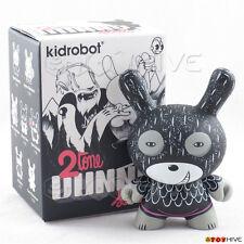 Kidrobot Dunny 2010 2tone series vinyl figure by Aya Kakeda with original box