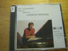 Christof Heringer - Piano Solo [CD Album] Chick Corea