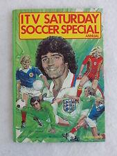 Peter Bills ITV SATURDAY SOCCER SPECIAL ANNUAL Grandreams 1980