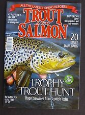 Trout And Salmon, March 2007, Fishing The Solway For Sea Trout, British Columbia