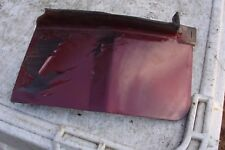 1980 Cutlass Sedan right passenger side rear quarter bumper filler 79 78