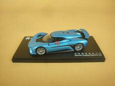 1:43 NIO EP9 Tail Wing Spoiler Version model car