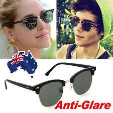Mens Womens Retro Classic Vintage Sunglasses Stylish