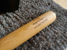 VINTAGE SPECIAL HARMON KILLEBREW KKS LOUISVILLE SLUGGER BAT 125S FLAME TEMPERED
