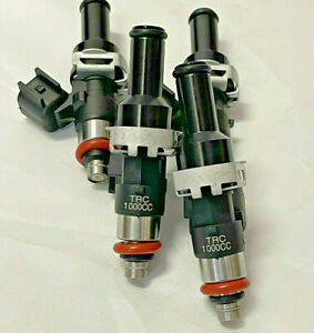 TRC TURBO BOSCH E85 1000cc FUEL INJECTORS KIT (4) FOR D16 B16 B20 H22 HONDA