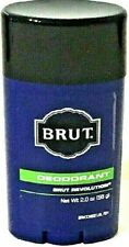 NEW Faberge Brut Revolution Men's Stick Deodorant
