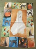 Halloween Decorative House Flag
