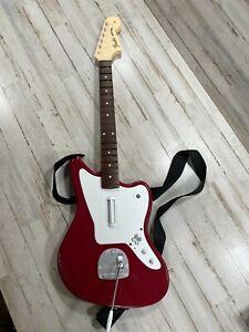 Rock Band 4 Wireless Fender Jaguar Guitar Gray PlayStation 4 PS4 Model 051-064