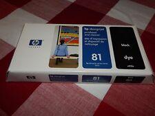 GENUINE OEM HP 81 Black PRINTHEAD C4950A DESIGNJET 5000 5500 - November 2010 ex