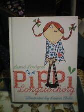Pippi Longstocking by Astrid Lindgren (Large Hardback, 2007) EXCELLENT CONDITION