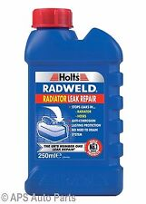 Holts Radweld Radiator Hoses Leak Seals Repair Cars 250ml Service Cooling System