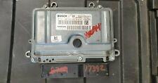 07-11 Volvo C30 Engine Computer ECM ECU 0 261 209 038