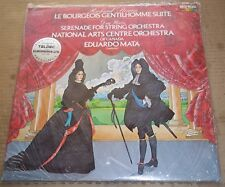 Mata STRAUSS Le Bourgeois Gentilhomme Suite WIREN Serenade RCA HRC1-5362 SEALED