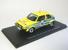 VW Golf GTI N° 26-5th Course Monte Carlo 1980