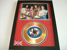 THE WHO  SIGNED  GOLD CD  DISC  91