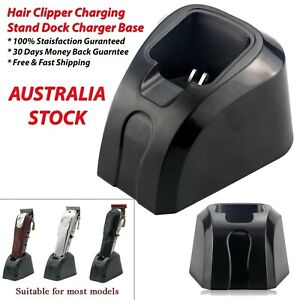 Hair Clipper Charging Stand Dock Charger Base Replacement for Wahl 8591 8148