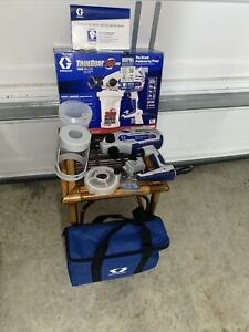 Graco TrueCoat 360 Variable Speed Electric Airless Paint Sprayer - 17D889