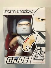 GI Joe Mighty Muggs Storm Shadow figure Hasbro Brand New Factory Sealed