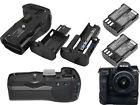 Vertical Battery Grip D-BG5 for Pentax K-3 K3 Digital Camera + 2x D-Li90 Battery