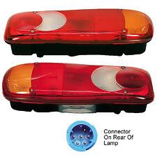 2 x VIGNAL arrière Lampe feux DAF LF NISSAN ATLEON Volvo FE FL RENAULT MIDLUM