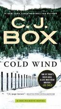A Joe Pickett Novel Ser.: Cold Wind by C. J. Box (2012, Trade Paperback)