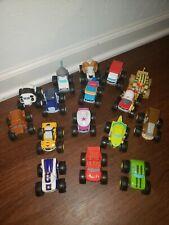 Lot of 16 Nickelodeon Blaze and The Monster Machines Blaze Trucks
