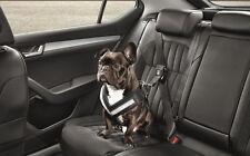 Neu Original Skoda Hundegurt 000019409b Hundeschutzgurt Größe M Transport Hunde