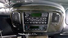 02 03 Lincoln Blackwood Radio / Temp Control Wood Bezel
