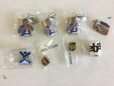 EBAY LIVE 2008 Chicago 7 pins Heroes Ebayana lot football 2 UPS pins mints