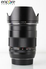 Carl Zeiss 35mm f/1.4 T* Distagon ZE Lens for Canon Digital SLR SN:17.352