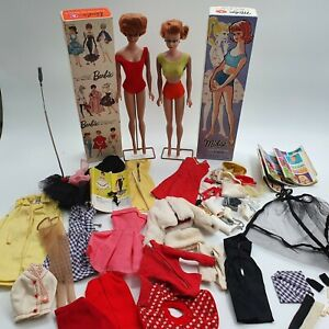 2x Barbie Dolls + Clothes etc  (Solo in the spotlight clothes)