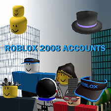 ROBLOX 2008 ACCOUNT (RANDOM) *READ DESCRIPTION*
