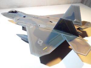 LOCKHHED MARTIN F-22 RAPTOR N34  1.72E  SOUS BLISTER