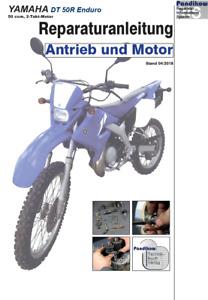Reparaturanleitung RIS für Yamaha DT 50R Enduro, Antrieb und Motor