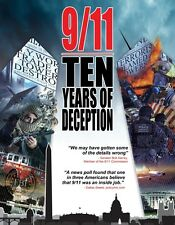 9/11: Ten Years of Deception - THE BIGGEST COVER UP -  DVD