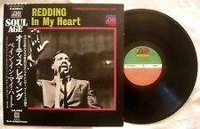 OTIS REDDING - PAIN IN MY HEART - ANNO 1971 - Stampa Japan - MINT